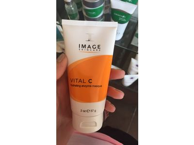 Image Skincare Vital C Hydrating Enzyme Masque Ingredients And Reviews
