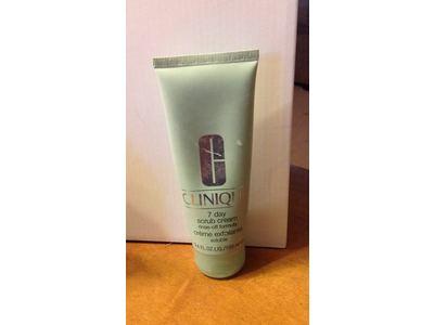 Clinique 7 Day Scrub Cream Rinse Off Formula, 100ml/3.4oz - Image 3