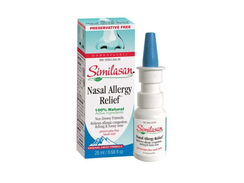 Similasan Similasan Nasal Allergy Relief, mist (.68 OZ)
