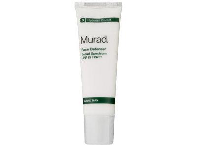 Murad Face Defense Broad Spectrum SPF 15 PA++, 1.7 fl oz - Image 1