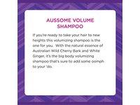 Aussie Aussome Volume Shampoo with Pump 29.2 Fl Oz- Volumizing Shampoo (Pack of 4) - Image 5