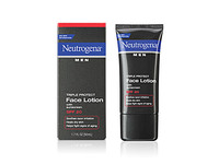 Neutrogena Men Triple Protect Face Lotion With Sunscreen SPF 20, Johnson & Johnson - Image 2