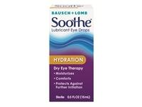 Bausch + Lomb Soothe Hydration Lubricant Eye Drops, 0.5 fl oz - Image 2