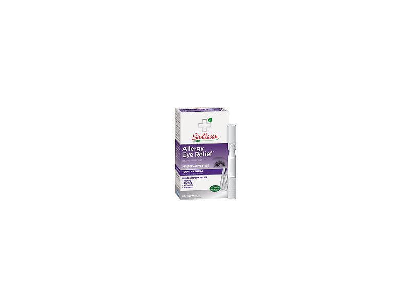 Similasan Allergy Eye Relief™ Single Use Sterile Eye Drops