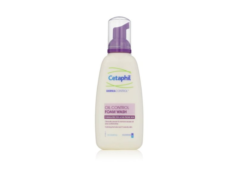 Cetaphil Dermacontrol Foam Wash 8 Fluid Ounce Ingredients And Reviews