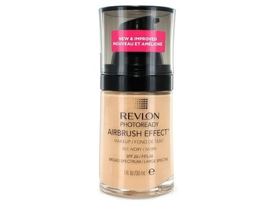 Revlon Photo Ready Airbrush Effect Makeup - Ivory - oz