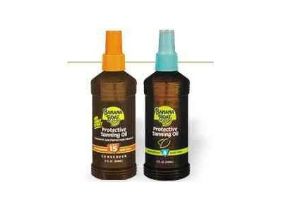 Banana Boat Protective Spray Oil, SPF 15, 8 fl oz
