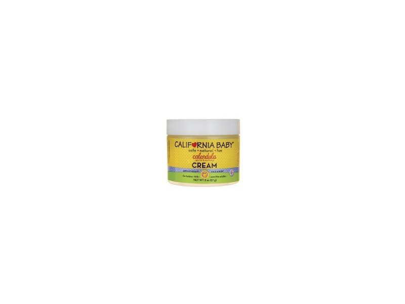 California Baby Calendula Cream, 2 oz
