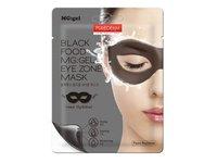 Purederm Black Food MG: Gel Eye Zone Mask, 1 Mask - Image 2