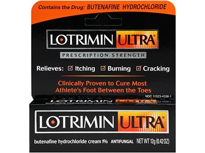 Lotrimin Ultra Antifungal Cream, 0.42 oz