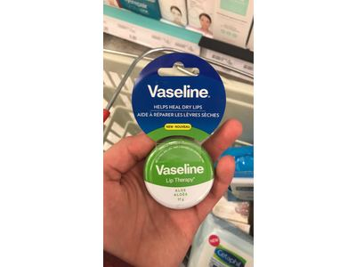 Vaseline Lip Therapy, Aloe, 17 g - Image 3