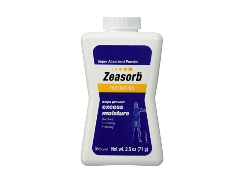 Zeasorb Super Absorbent Powder, 2.5 oz