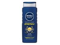 Nivea Men Energy 3-in-1 Body Wash - Image 2