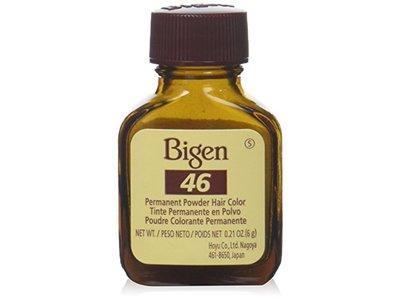 Bigen Permanent Powder Hair Color, Light Chestnut, .21 Ounce
