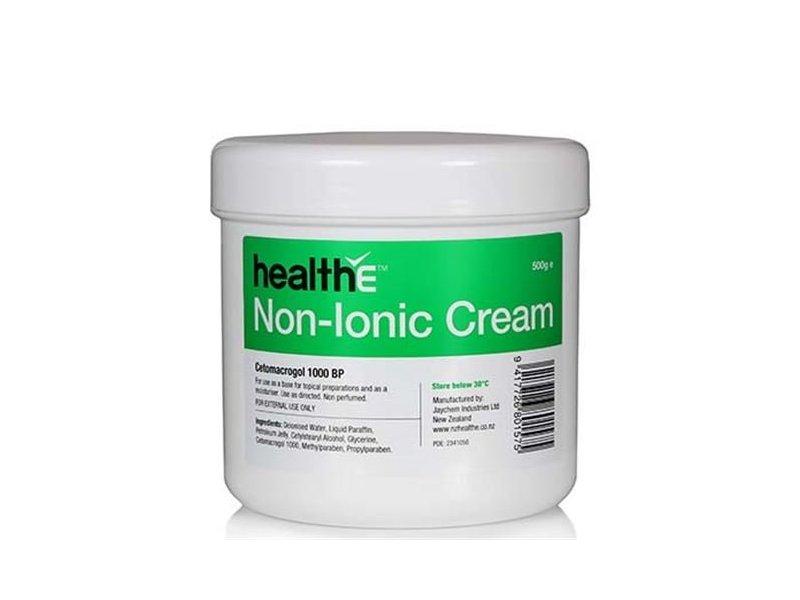 healthE Non-Ionic Cream - 500g Pot (Cetomacrogol 1000 BP)