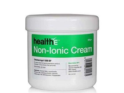 healthE Non-Ionic Cream - 500g Pot (Cetomacrogol 1000 BP) - Image 1