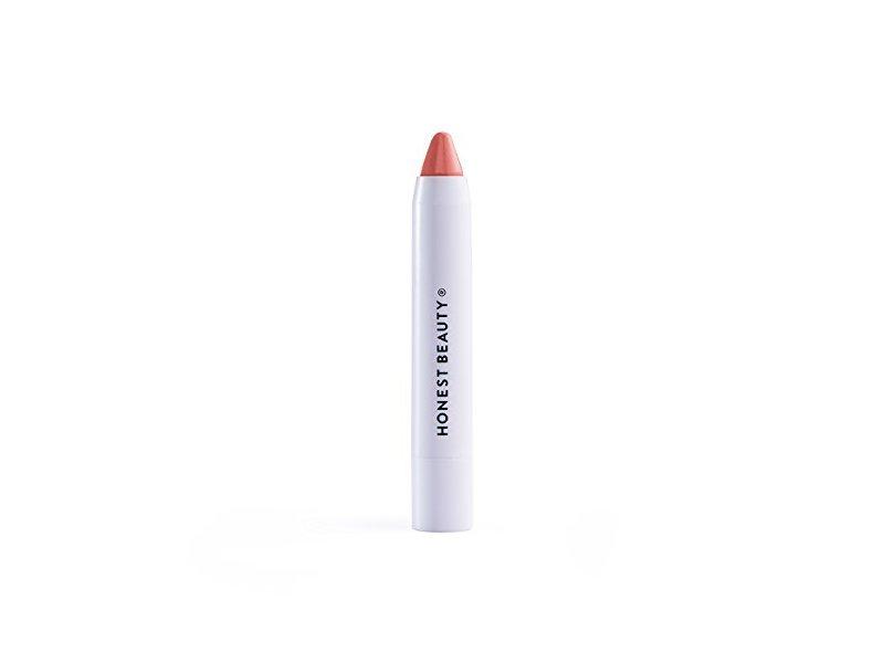 Honest Beauty Truly Kissable Lush Sheer Lip Crayon, Blossom, 0.105 Ounce