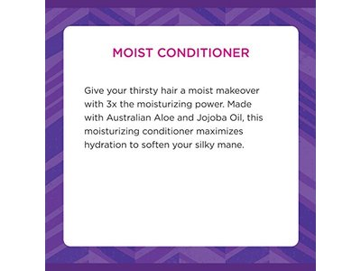 Aussie Mega Moist Conditioner, 33.8 Fluid Ounce (Pack of 4) - Image 7