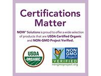 Now Solutions Organic Grapeseed Oil, 8 oz - Image 8