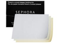 Sephora Three's A Crowd Pleaser Blotting Trio - Image 2