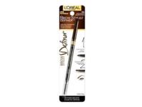 L'Oreal Paris Brow Stylist Definer Mechanical Pencil, 390 Dark Brunette, .003 oz - Image 5