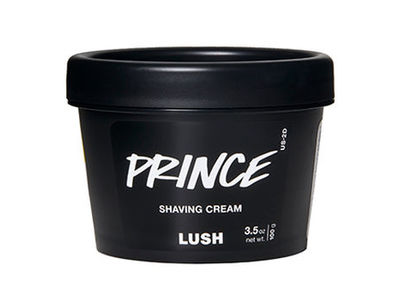 Lush Prince Shaving Cream, 3.5 oz