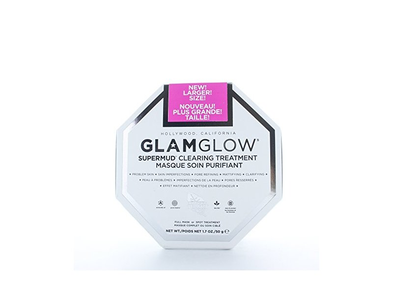 GLAMGLOW SUPERMUD Clearing Treatment, 1.7 oz