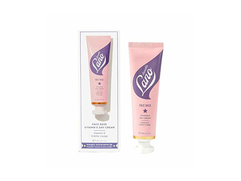 Lanolips Face Base Lanolin + Vitamin E Day Cream, 60 ml