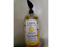Capri Essentials Hand Soap, Lemon Verbena, 16 fl oz - Image 3