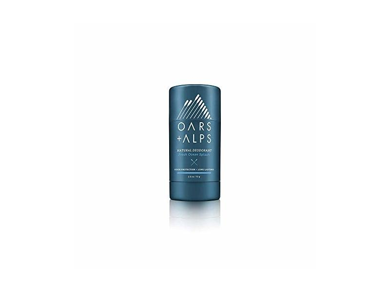 Oars + Alps Natural Deodorant, 2.6 Oz