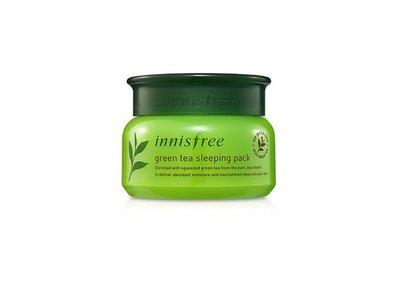 Innisfree Greentea Sleeping Mask, 1 Ounce