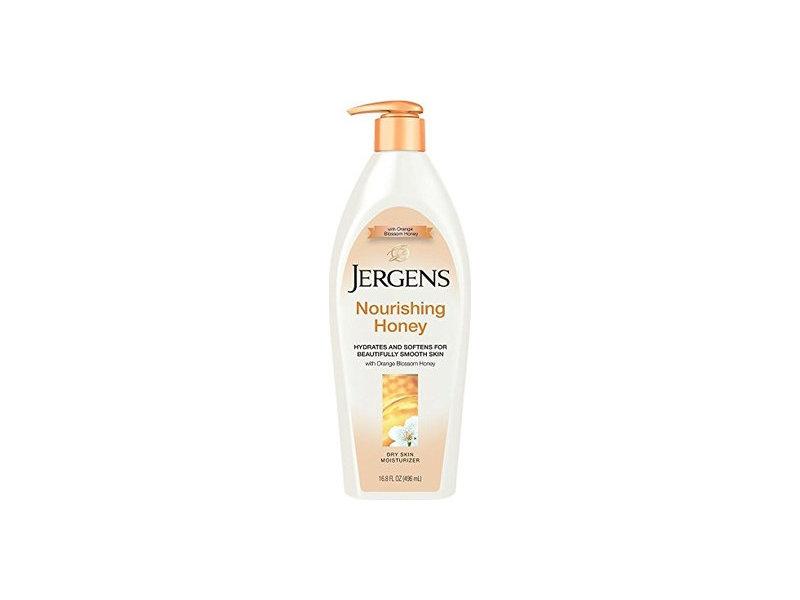 Jergens Nourishing Honey Dry Moisturizer, 16.8 oz