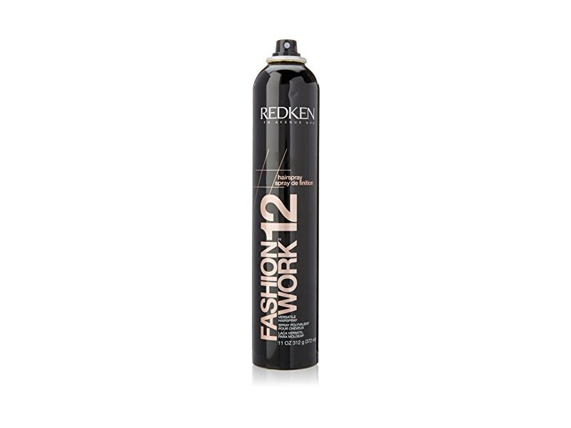 Redken Fashion Work 12 Hairspray - 9.8 ounces