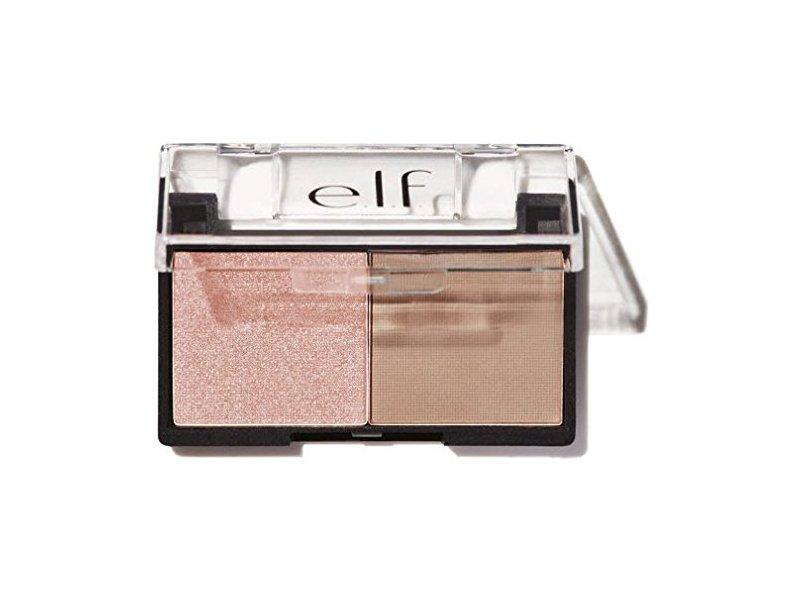 e.l.f. Cosmetics Best Friend Eyeshadow Duo, 85341 Pink Pal, .11 oz