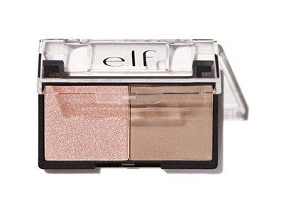 e.l.f. Cosmetics Best Friend Eyeshadow Duo, 85341 Pink Pal, .11 oz - Image 1