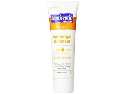 Lantiseptic Antifungal Cream, 4 oz