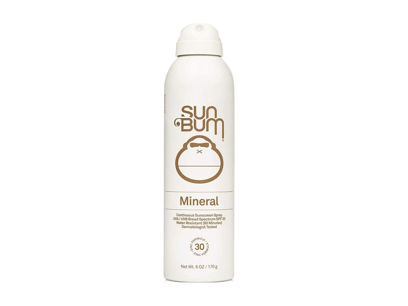 Sun Bum SPF 30 Mineral Sunscreen Spray