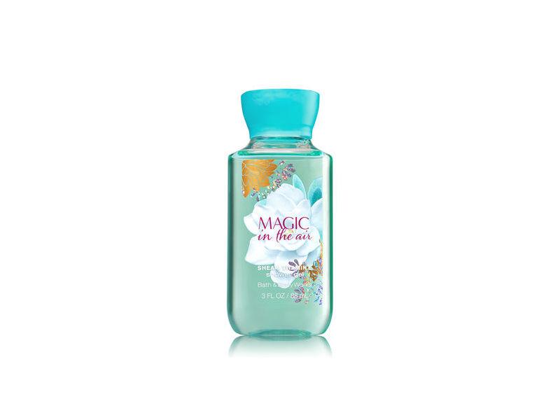 Bath & Body Works Magic in the Air Shower Gel, 3 fl oz Ingredients ...