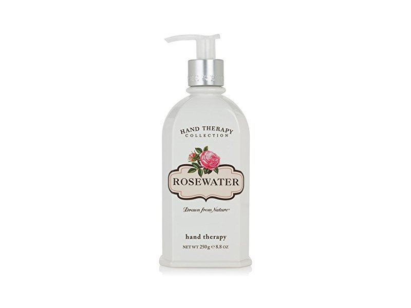 Crabtree & Evelyn Ultra-Moisturising Hand Therapy,Rosewater,8.8 oz