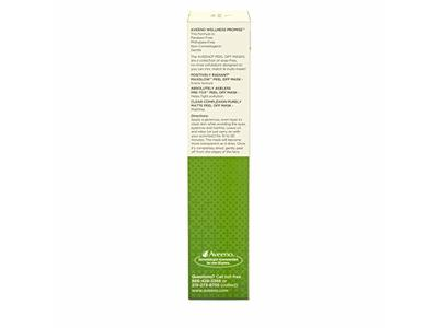 AVEENO Positively Radiant MaxGlow Peel Off Exfoliating Face Mask 2 oz - Image 10