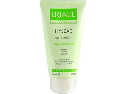 Uriage Eau Thermale Hyseac Cleansing Gel, 150 mL - Image 1