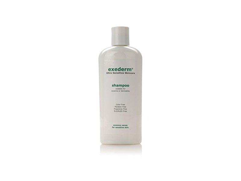 Exederm Shampoo, 8 ounces