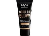 NYX Professinal Makeup Born To Glow Naturally Radiant Foundation - Image 2