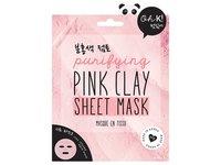 Oh K! Purifying Pink Clay Sheet Mask - Image 2