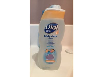 Dial Kids Body Wash, Peachy Clean, 12 ounce - Image 3