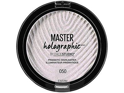 Maybelline Facestudio Master Holographic, #50 Prismatic Highlighter, 0.24 oz.(Pack of 2)