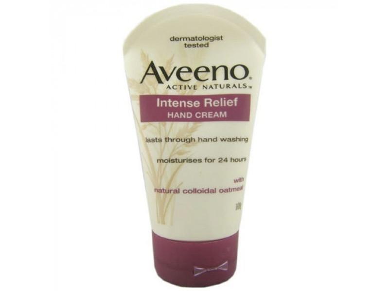 Aveeno Intensive Relief Hand Cream, 100g