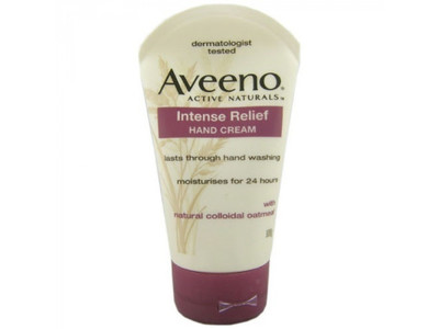 Aveeno Intensive Relief Hand Cream, 100g