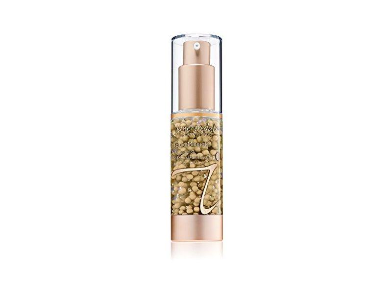 jane iredale Liquid Minerals A Foundation, Warm Sienna, 1.01 oz.