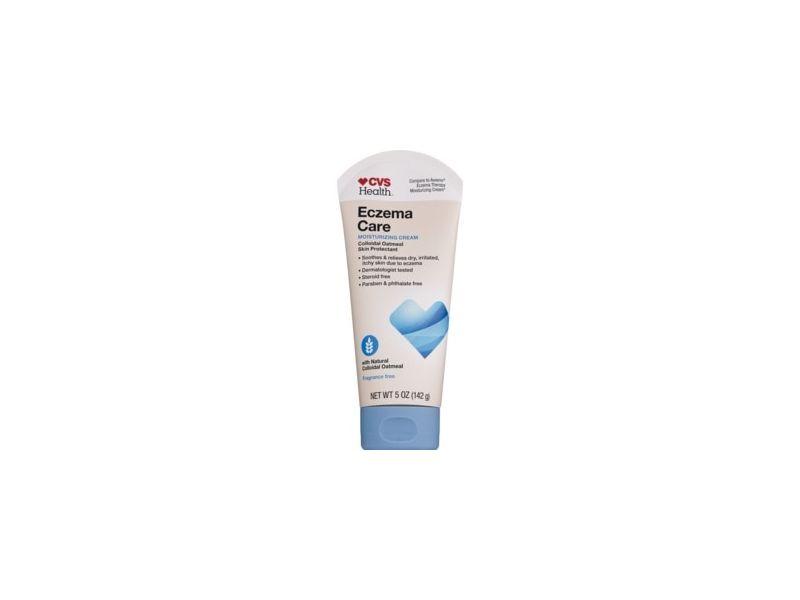CVS Health Eczema Care Moisturizing Cream, 5 oz